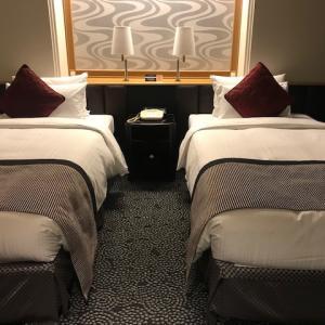 ホテルニューオータニ HOTEL NEW OTANI 1泊2日滞在レポ!【ホテル】