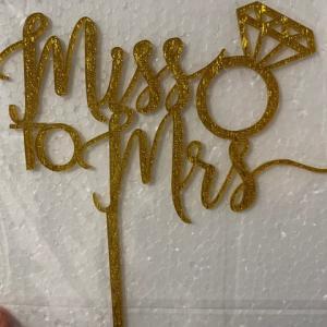 アリエクスプレスで「結婚式のケーキトッパー」をネットで購入開封レポ【AliEpress】