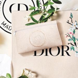 2021年4月Diorノベルティは「マザーズ デイ ポーチ」らしいよ【Dior】