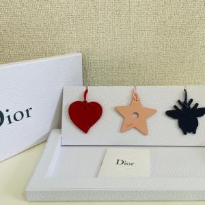 Diorシルバー会員特典ウェルカムギフト2021頂いて来ました【Dior】