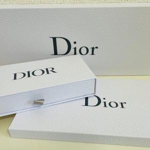 ディオール会員特典MY EXCLUSIVE BEAUTY PROGRAMの『ウェルカムギフト』についてまとめてみた【Dior】