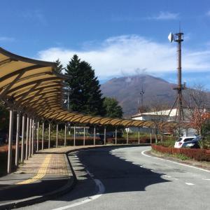 Vol.3627 軽井沢病院から浅間山