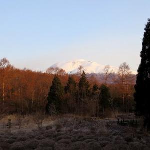 Vol.3742 春雪の浅間山