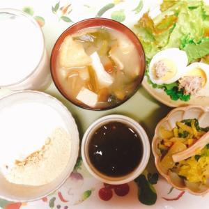 神食材!糖質0カロリー0、ひとつまみで凄い効用「スープ用糸寒天」【ゆる糖質メニュー】