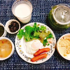今日の食事配分4.4.2【ゆる糖質メニュー】