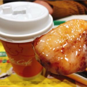 マクドナルド「シナモンメルツ」食べてみた【ゆる糖質メニュー】