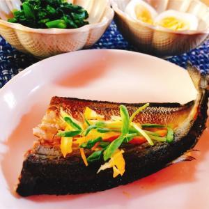 肉も魚も野菜も色々なものを少しずつ【ゆる糖質ごはん】
