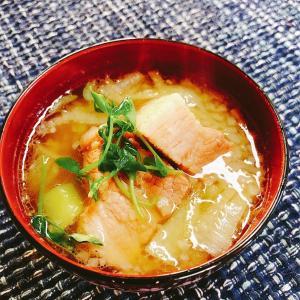 カリフラワーライス雑炊【ゆる糖質ごはん】