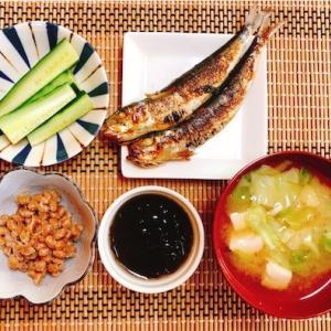久しぶりの食事記録【ゆる糖質制限メニュー】