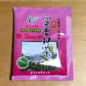 嘉茗茶園 花蓮蜜香紅茶 ティーバッグ