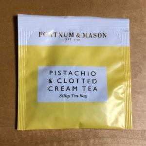 FORTNUM & MASON PISTACHIO & CLOTTED CREAM TEA