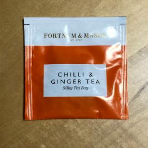 FORTNUM & MASON CHILLI & GINGER TEA
