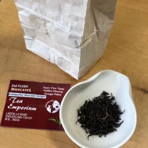 Tea Emporium ダージリン2019SF ギダパハール茶園Muscatel Delight