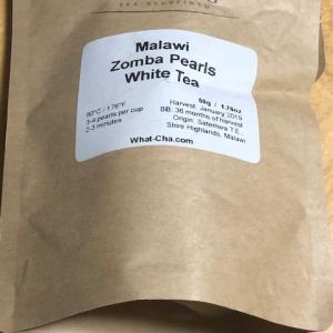 What-cha マラウイ2019 サテムワ茶園Zomba Pearls