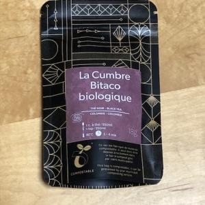 Camellia Sinensis La Cumbre Bitaco biologique