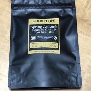 GoldenTips ダージリン2021FF Spring Aplomb