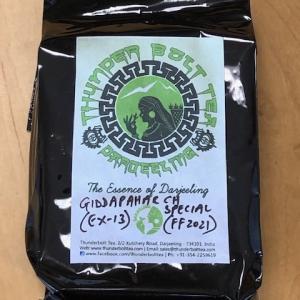 Thunderbolt Tea ダージリン2021FF ギダパハール茶園China Special