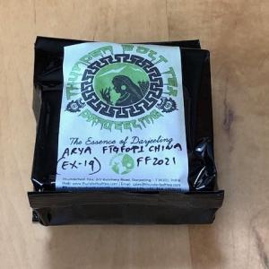 Thunderbolt Tea ダージリン2021FF アリヤ茶園China