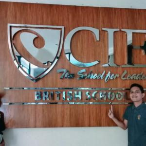 CIE British School 入学試験の結果発表