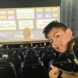 初めての映画館 Beyblade Hopping(ベイブレードホッピング)