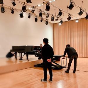 ピアノ発表会①