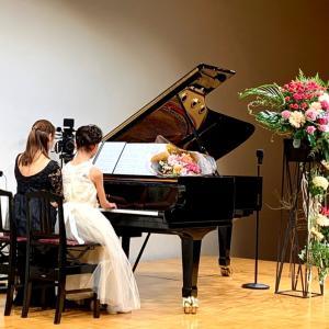 ピアノ発表会③(大人のステージ/後半編)