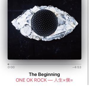 【ロック】ワンオクロックのThe Biginningが最高にアツい♪