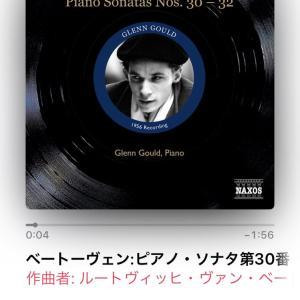 【ベートーヴェン】ピアノソナタ第30番ホ長調Op109-Ⅱ