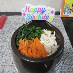 飛龍の、お誕生日でした(*^^)v