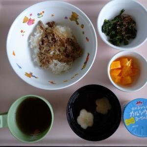 小児科の病院食②