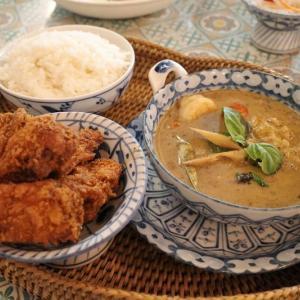韓国でタイ料理。大邱で食べるグリーンカレー【PAN ASIA HOME】