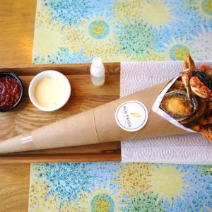 済州島で海鮮フリットが食べられるお店【チェジュ フリット(JEJU FRITO)】