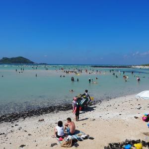 済州島で海水浴!着替えはどうする?シャワーはある?荷物入れのロッカーはある?