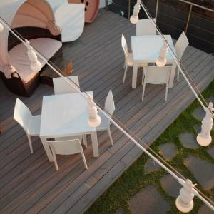 済州島の涯月にあるルーフトップバルコニー付きのカフェ【エウォル ザ サンセット(Aewol The Sunset)】