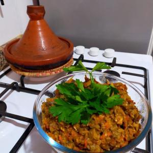 モロッコ料理色々