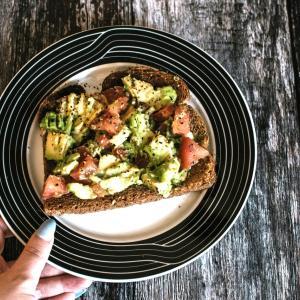アボカドダイエットで筋肉を減るのを防いでスリムになる