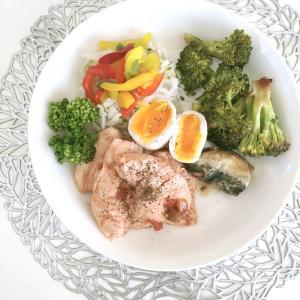 ダイエットに簡単しっとり鶏ハム・巻かないレシピ