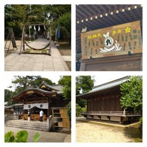 6月29日 鬼太郎が棲む森 布田天神社