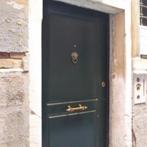 旅の思い出〜マジックハウスなヴェネツィアの宿。。