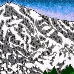雪山 & カレー蕎麦 & クイズ
