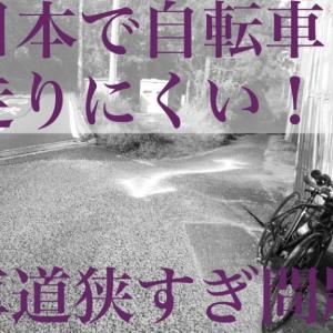 日本で自転車が走りにくい理由、理想的な走りやすい道は?