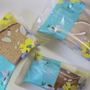 Afternoon Tea監修♪ファミマで見つけた紅茶の焼き菓子4種類