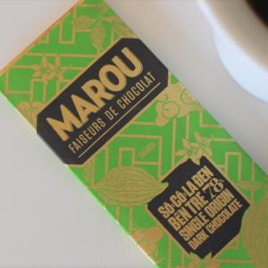 「MAROU(マルゥ)」の〝シングルオリジンチョコレート〟