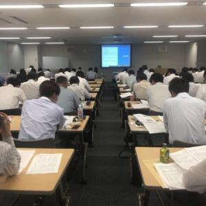 新潟市で経営状況分析研修に登壇