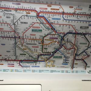 新しい路線図