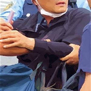 宮崎文夫を大阪で逮捕