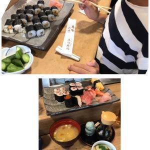 孫と一緒に夏休み最後の旅  その1(^_^)