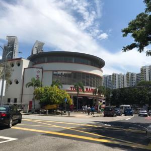 シンガポールの代官山