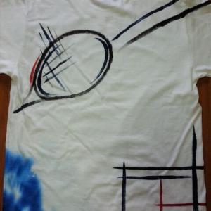 Y様テニスシャツ
