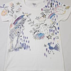 キリンのmagicなシャツ